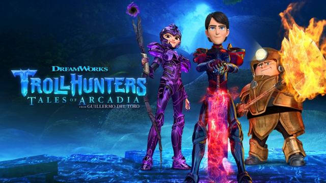 Trollhunters: Tales Of Arcadia Season 1-3 Complete 720p HDTV All Episodes