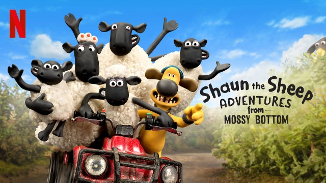 Shaun The Sheep: Adventures From Mossy Bottom Season 1 Complete 720p HDTV All Episodes