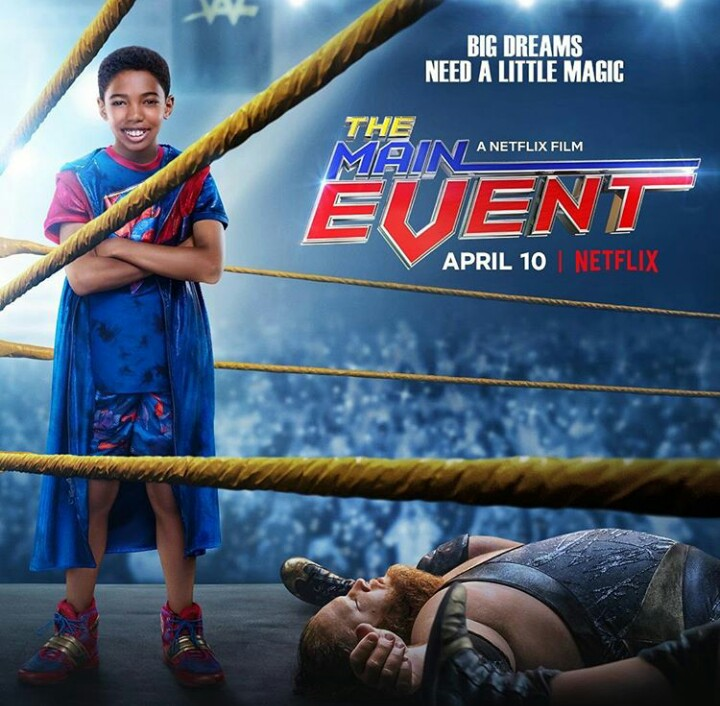 The Main Event (2020) Mp4